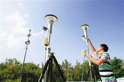 环保空气检测业务