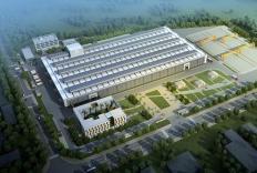 绿色建筑循环产业园项目