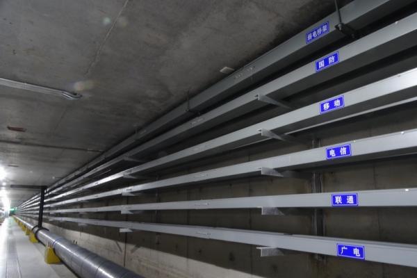 大学路东延及地下管廊续建项目