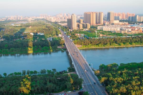 东方红路岔河桥