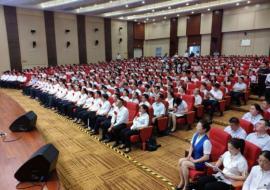 市国资委庆祝中国共产党成立98周年暨先进党员党组织表扬大