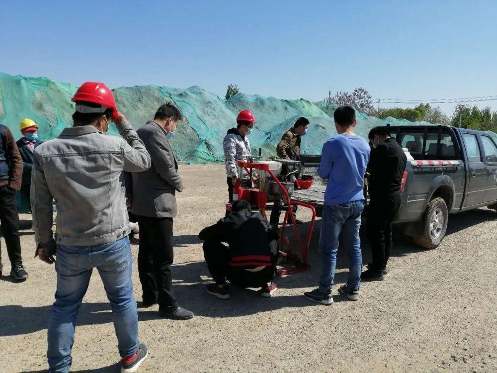 全覆盖、零遗漏——德州城建工程公司开展质量安全大检查
